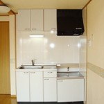 Kitchen(メゾン・ド・ティアラ)